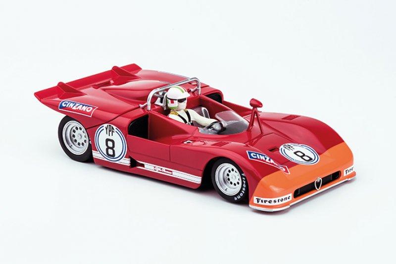 Alfa Romeo T33/3 No. 8 1000Km Buenos Aires 1972