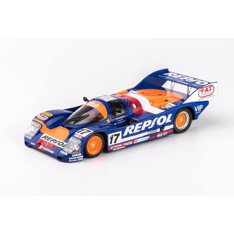 Porsche 962 Kurzheck Le Mans 1991 #17 Repsol