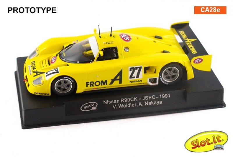 Nissan R89C JSPC 1991 #27