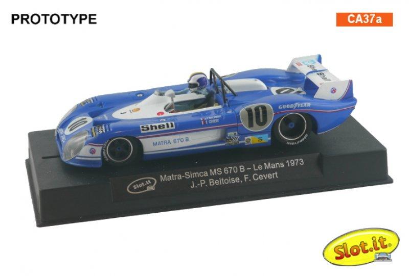 Matra MS670B-73 Le Mans 1973 #10