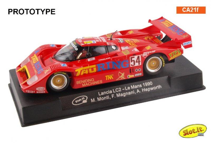 Lancia LC2-85 Le Mans 1990 #54