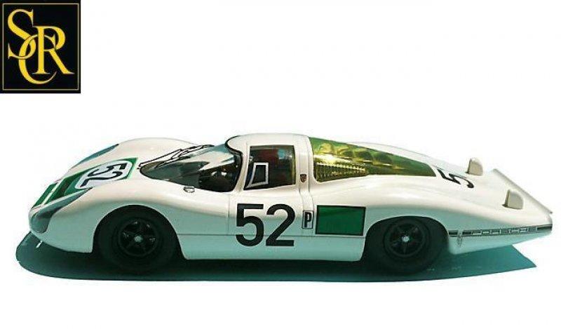 Porsche 907 Langheck 24h Daytona 1968 #52