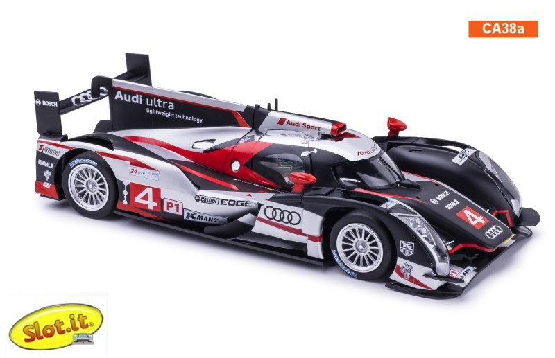 Audi R18 Ultra Le Mans 2011 #4