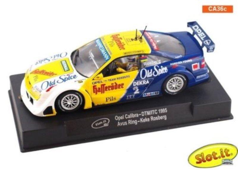 Opel Calibra V6 1995 Avus #2 Keke Rosberg
