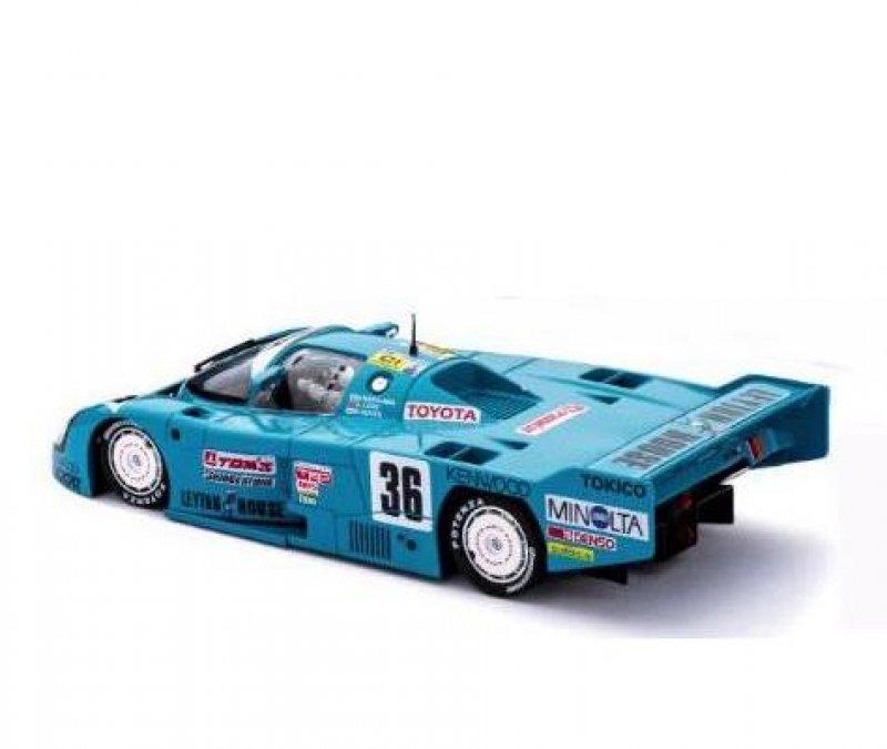 Toyota 88C - n. 36 24h Le Mans 1986