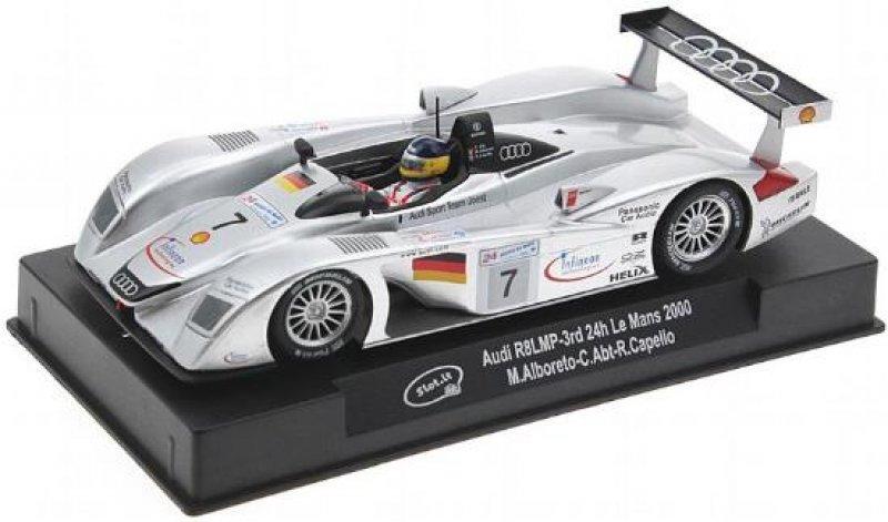 Audi R8 LMP Le Mans 2000 #7
