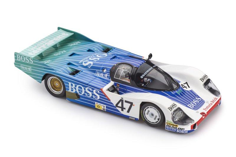 Porsche 956LH #47 - LeMans 1984 J. Lässing, G. Fouché, J. Graham