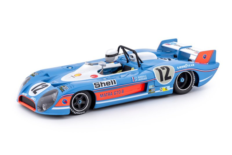 MATRA-SIMCA MS 670b 1973 Le Mans #12