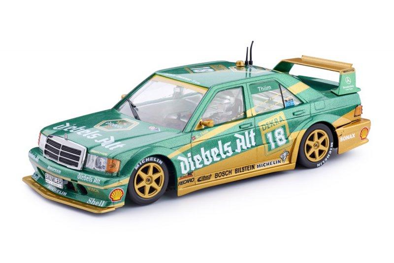 MERCEDES 190E DTM 1992 - Zolder / #18