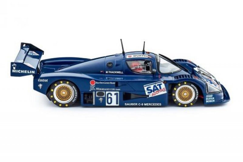 Sauber-Mercedes C9 Norisring 1987 #61