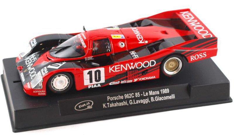 Porsche 962C 85 - #10 - Le Mans 1989 Team Kenwood