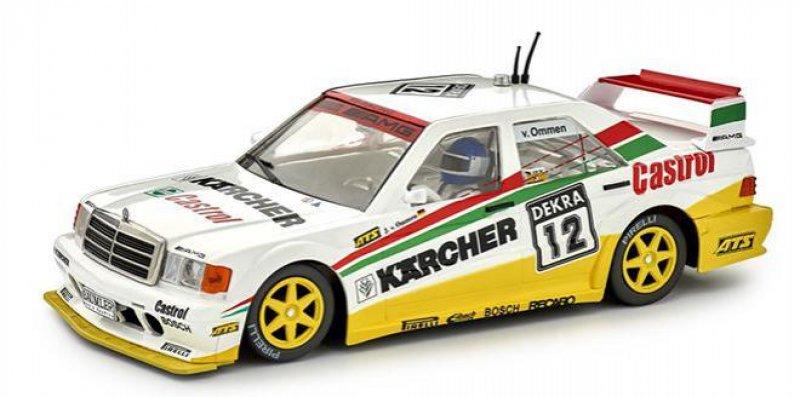 Mercedes Benz 190E 2.5-16 DTM Zolder 1992 No. 12