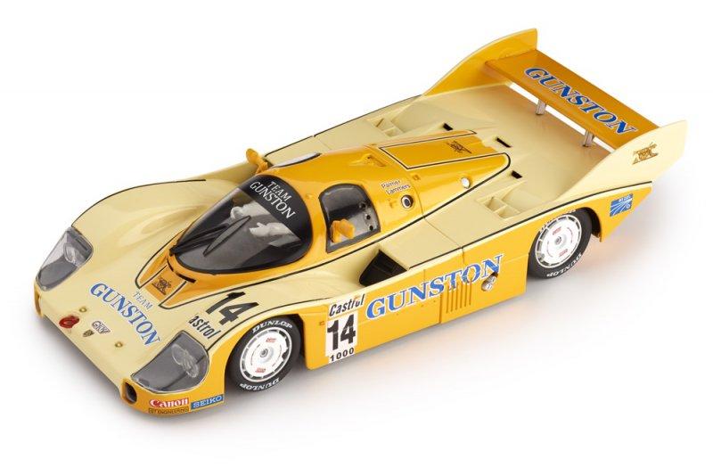 Porsche 956 KH - Kyalami 1983 No. 14