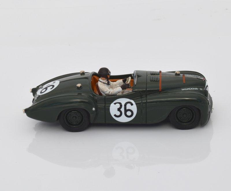"""JOWETT JUPITER MK1 """"24 Hours of Le Mans 1950"""""""