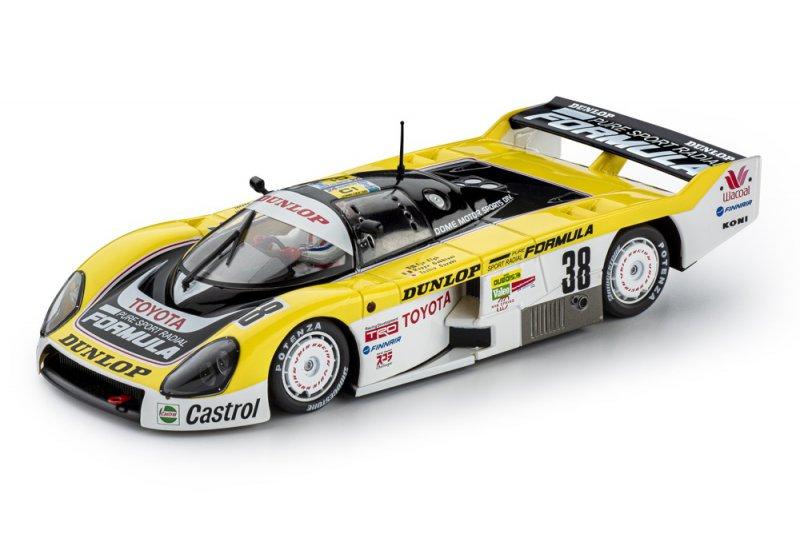TOYOTA 86C Le Mans 1986 No.38