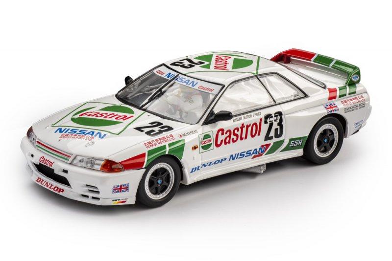 NISSAN SKYLINE GT-R 1990 - 1st Macau #23 - Masahiro Hasemi