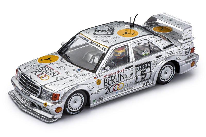 Mercedes Benz 190E 2.5-16 DTM Wunstdorf 1992 #6