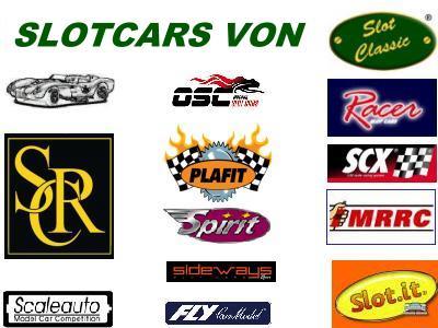 Slotcars von......