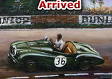 "JOWETT JUPITER MK1 ""24 Hours of Le Mans 1950"""