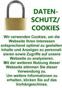 DATENSCHUTZ / COOKIES