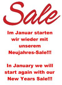 New Years Sale!!!